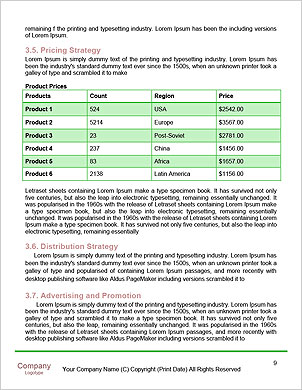 0000061020 Word Template - Page 9