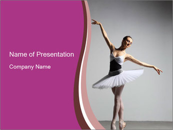 0000061025 PowerPoint Template - Slide 1