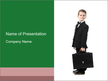 0000061030 PowerPoint Template - Slide 1