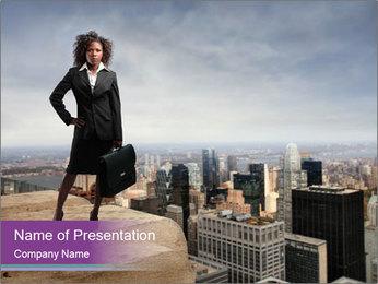 0000061044 PowerPoint Template - Slide 1