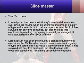 0000061053 PowerPoint Templates - Slide 2