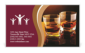 0000061055 Business Card Template