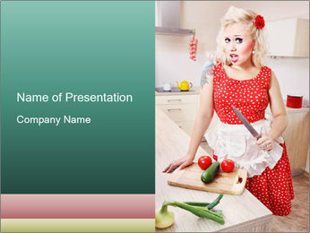 0000061064 PowerPoint Templates - Slide 1