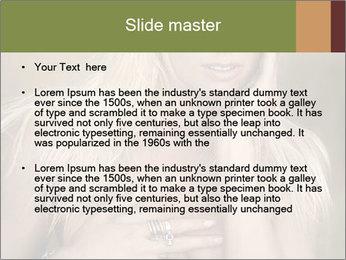 0000061067 PowerPoint Templates - Slide 2