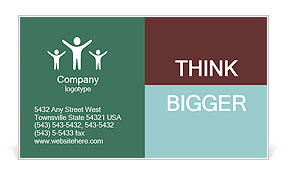 0000061069 Business Card Template