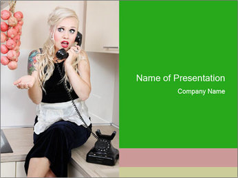 0000061077 PowerPoint Template - Slide 1