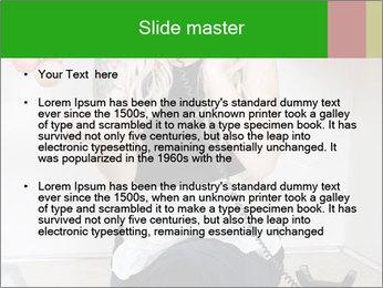 0000061077 PowerPoint Templates - Slide 2
