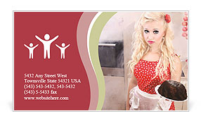 0000061078 Business Card Template