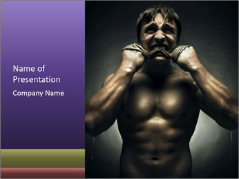 0000061084 PowerPoint Template - Slide 1