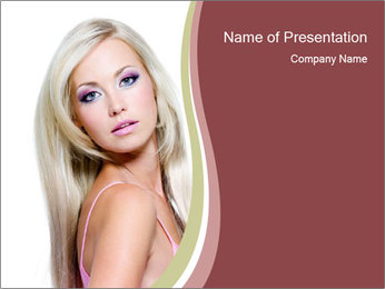 0000061095 PowerPoint Template - Slide 1