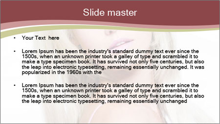 0000061095 PowerPoint Template - Slide 2