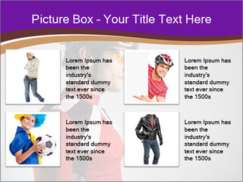 0000061100 PowerPoint Templates - Slide 14