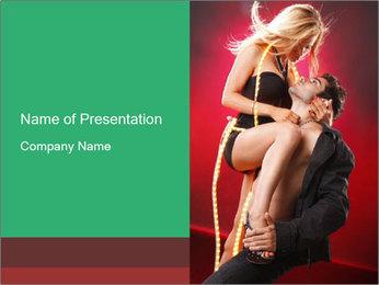 0000061123 PowerPoint Template - Slide 1