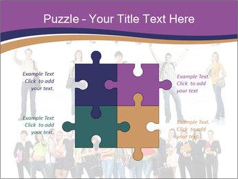 0000061130 PowerPoint Templates - Slide 43