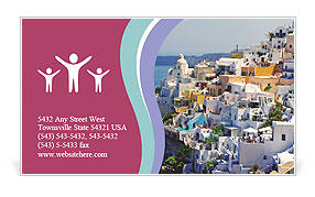 0000061135 Business Card Template