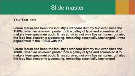 0000061154 PowerPoint Template - Slide 2