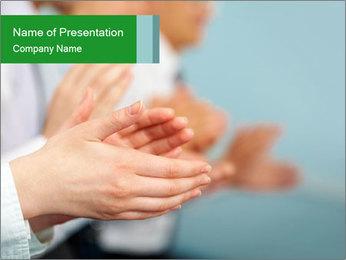 0000061165 PowerPoint Template - Slide 1