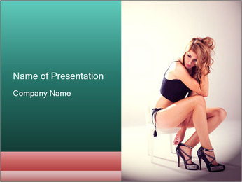 0000061175 PowerPoint Template - Slide 1