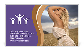 0000061177 Business Card Template