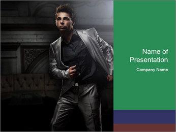 0000061179 PowerPoint Template - Slide 1