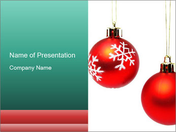 0000061190 PowerPoint Template - Slide 1