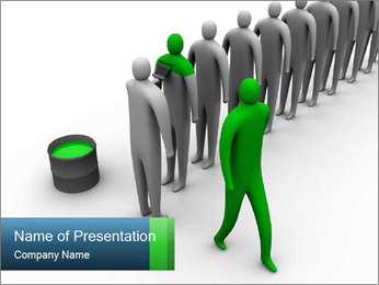 0000061194 PowerPoint Template - Slide 1