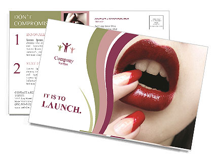 0000061196 Postcard Template