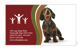 0000061205 Business Card Template