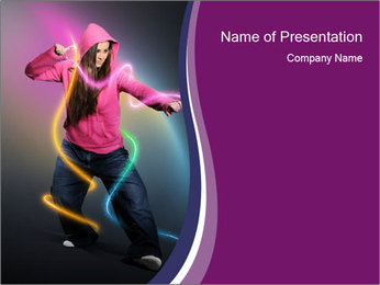 0000061218 PowerPoint Template - Slide 1