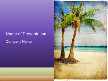 0000061224 PowerPoint Template - Slide 1