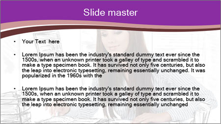 0000061246 PowerPoint Template - Slide 2