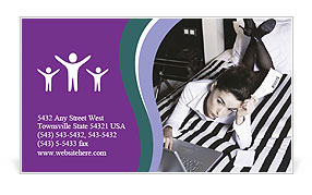 0000061258 Business Card Template