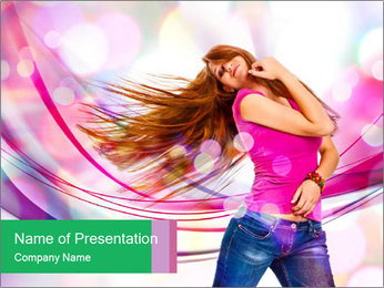 0000061276 PowerPoint Templates - Slide 1
