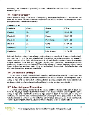 0000061300 Word Template - Page 9