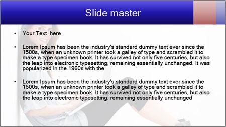 0000061316 PowerPoint Template - Slide 2