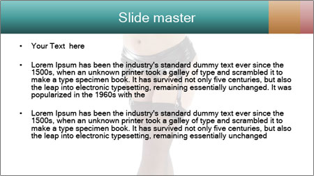 0000061338 PowerPoint Template - Slide 2
