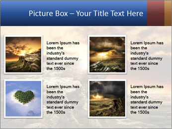 0000061344 PowerPoint Template - Slide 14