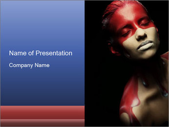 0000061358 PowerPoint Templates - Slide 1