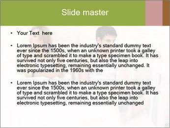 0000061373 PowerPoint Templates - Slide 2