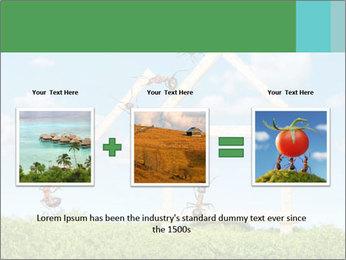 0000061386 PowerPoint Templates - Slide 22