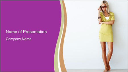 0000061394 PowerPoint Template - Slide 1