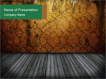 0000061405 PowerPoint Template - Slide 1