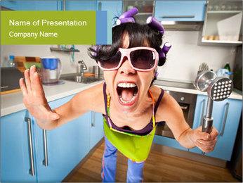0000061407 PowerPoint Template - Slide 1