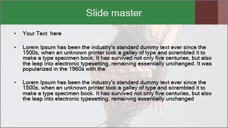 0000061413 PowerPoint Template - Slide 2