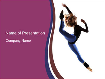 0000061414 PowerPoint Template - Slide 1