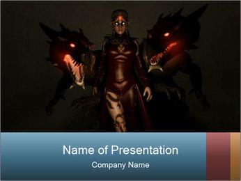 0000061427 PowerPoint Template - Slide 1