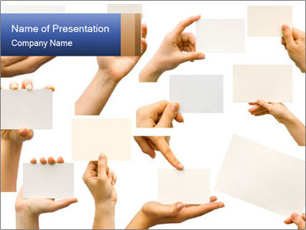 0000061430 PowerPoint Template - Slide 1