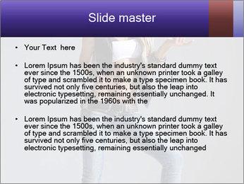 0000061442 PowerPoint Templates - Slide 2