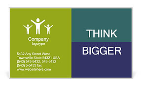 0000061443 Business Card Template