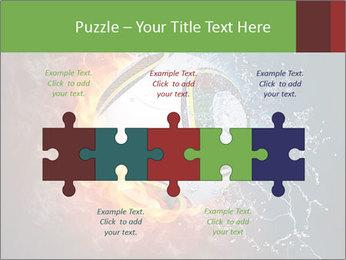 0000061445 PowerPoint Templates - Slide 41